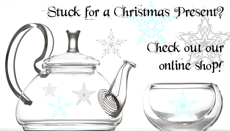 Stuck for a Christmas present? Check out our online shop!