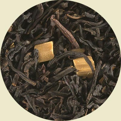 Caramel flavoured black tea