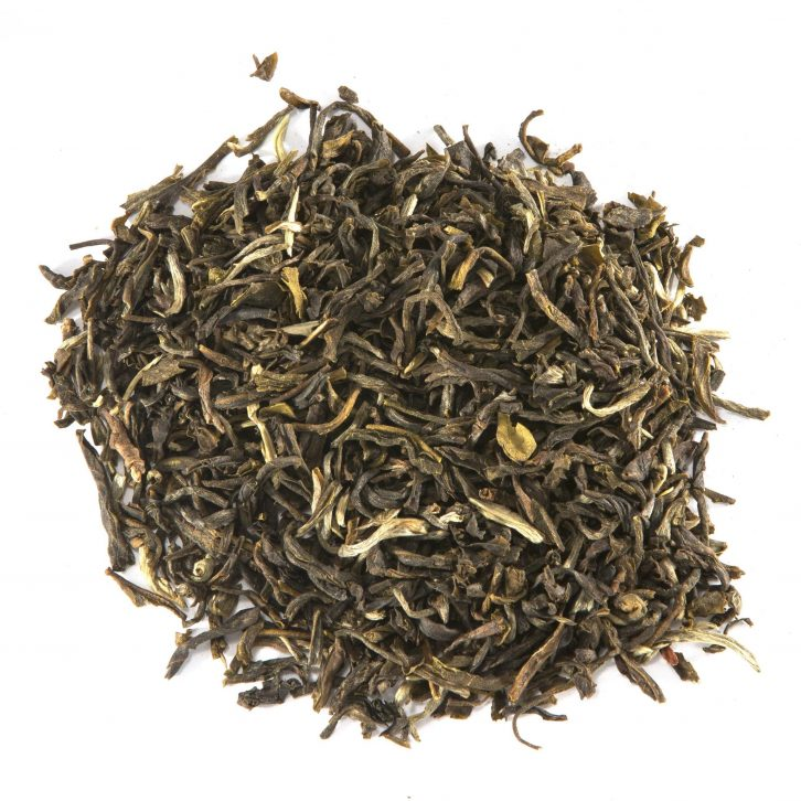 Jasmine scented green tea