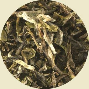 Pai Mu Tan - Chinese white tea