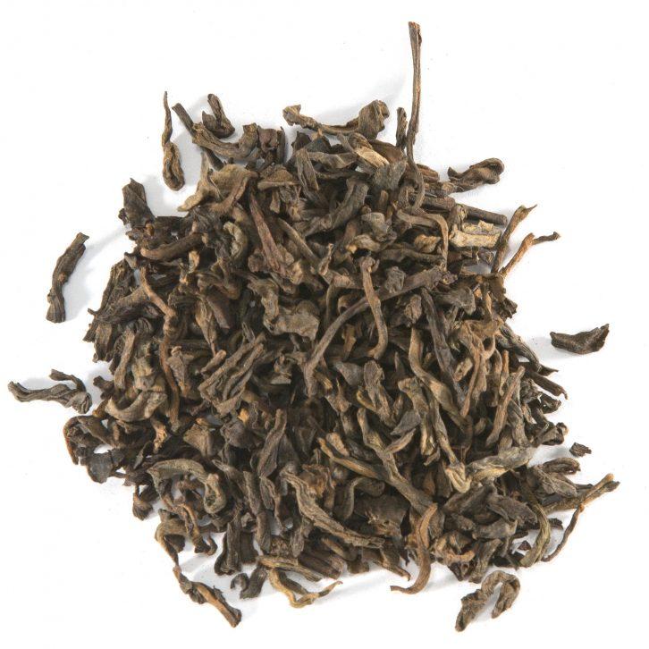 Pu Erh fermented black tea