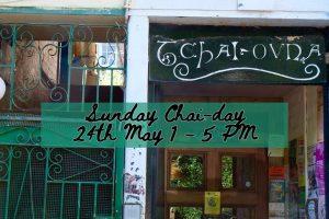 Sunday Chai-day! @ Tchai-Ovna House of Tea